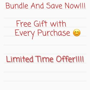 10%off 2+items &Free gift w/every bundle purchase!